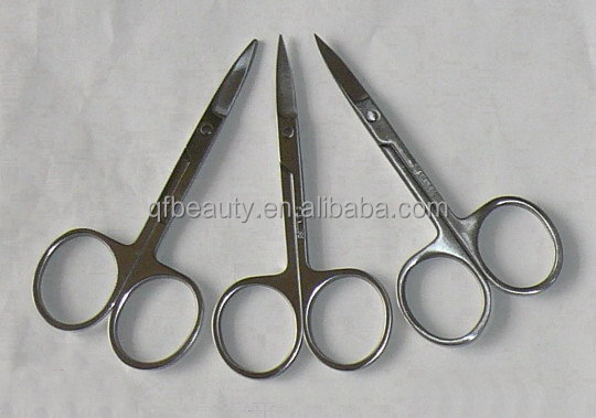 stainless steel embroidery scissors JD043