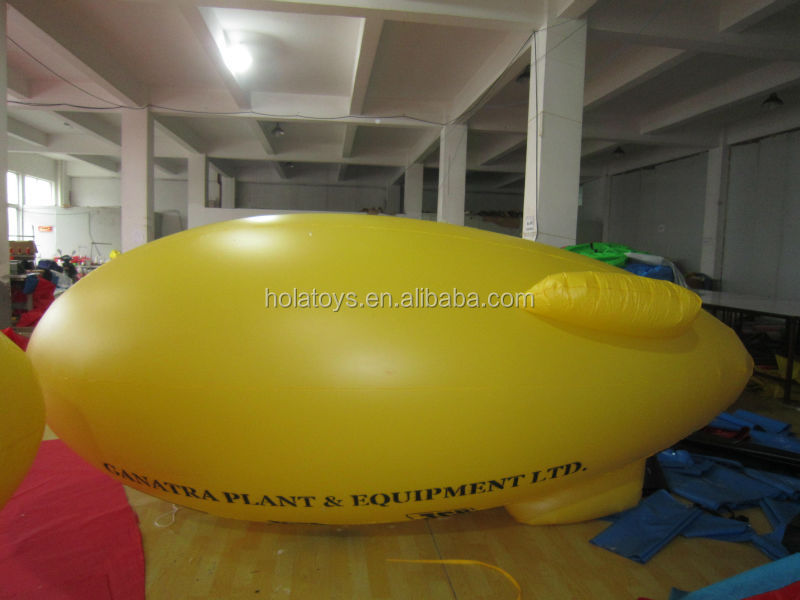 Inflatable blimps advertising airship for sale