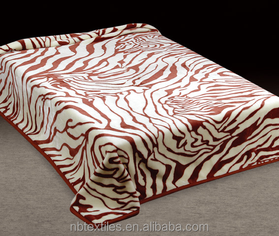 Made in China Mink blanket mora blanket