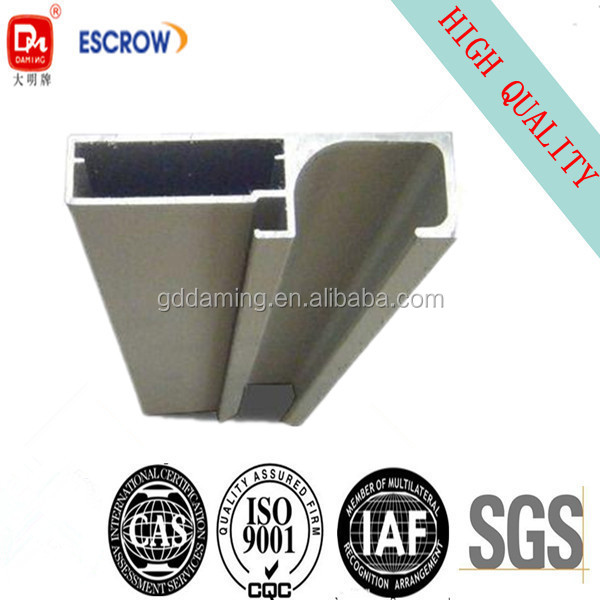 OEM drawing aluminum extrusion profile