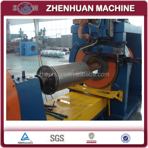 High quality high precision CNC Screen Mesh Pipe Welding Machine from China