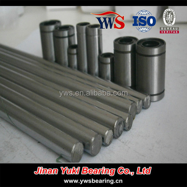 3d printer 8mm carbon steel chrome plating linear shaft