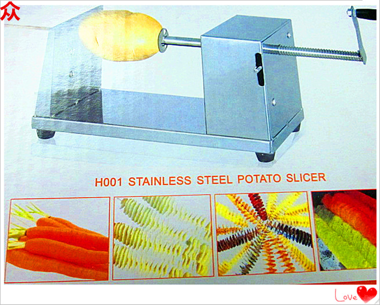 Manufacturer Potato chips making machine