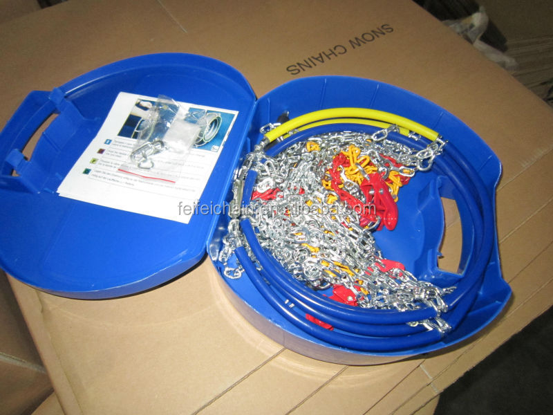 9mm Snow Chains with TUV/GS and Onorm V5117