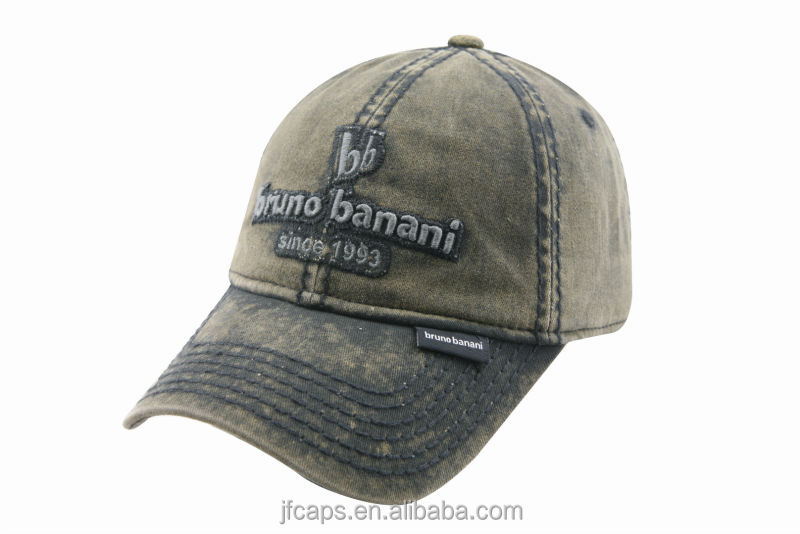 bruno banani embroidery cotton south america style sport baseball hats and caps