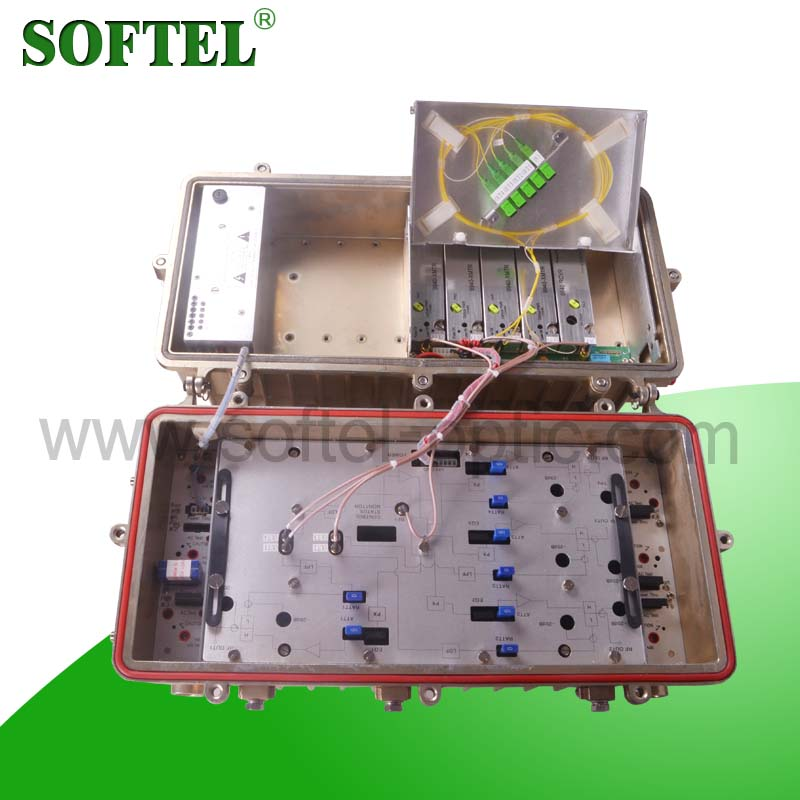 [Skype account: softel009] Cable TV Signal Outdoor Workstation Optical Work Station