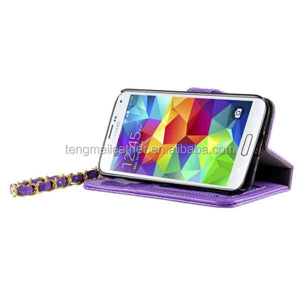 Card holder cell phone case for samsung galaxy S5,for samsung galaxy s5 case,for samsung galaxy s5 wallet case