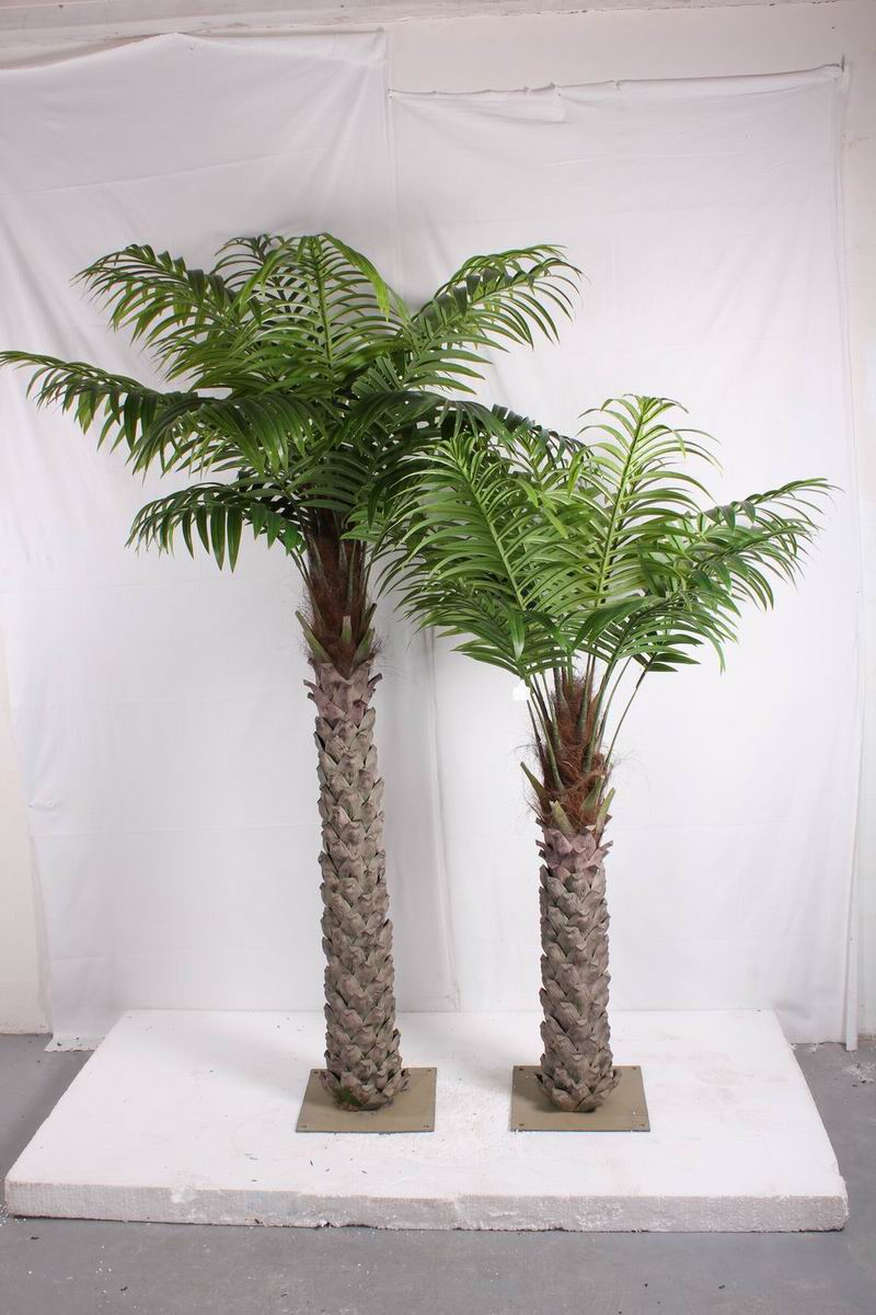 Indoor Outdoor Artificial Fake Decor Coconut Palm Tree Leaves Buy Artificial Leaves Artificial
