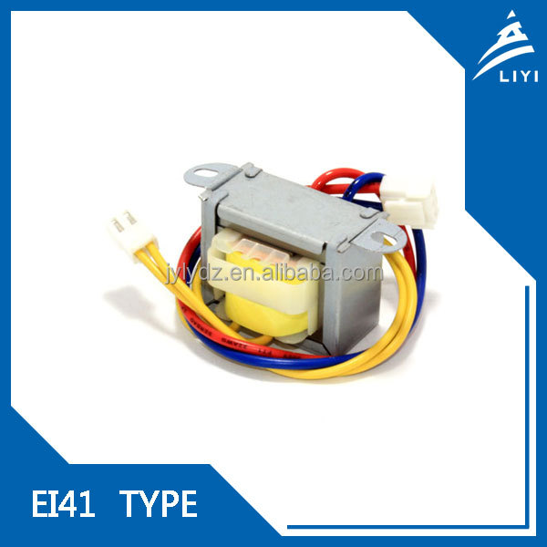 Single Phase and Industry control electrical power transformers 19v from China