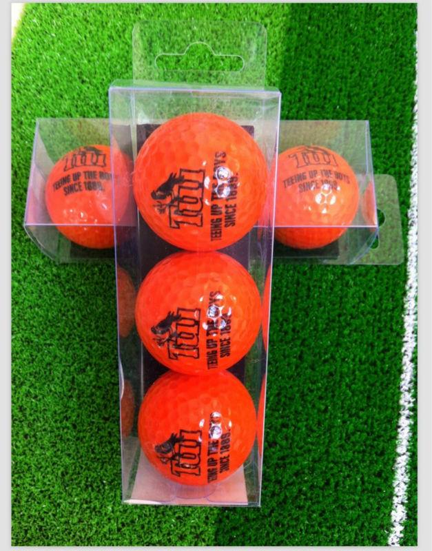 Sales all kinds of printing logo Golf Balls