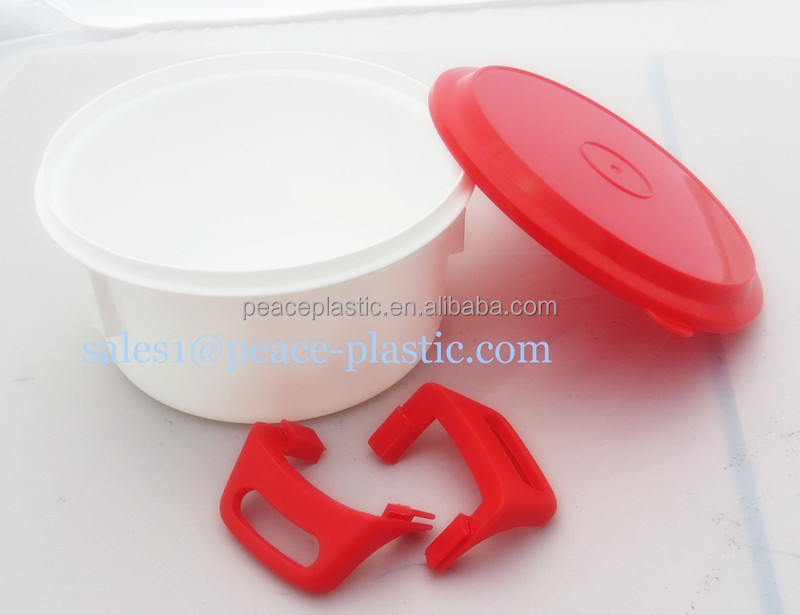 2014 New Vacuum Plastic Lunch Food Container For Sales