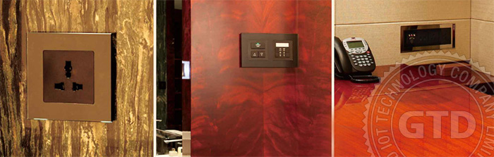 Hotel Smart Room System, Integrated Intelligent Control System for Guest Room