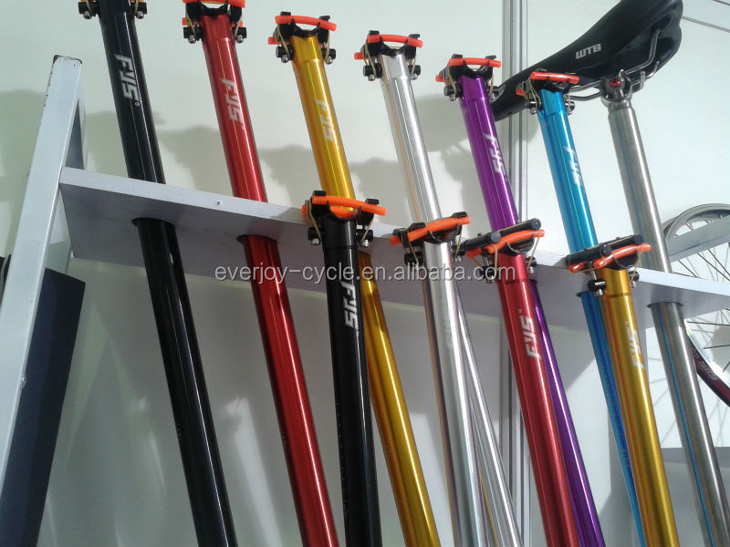 Bicycle seat post/cnc seat post