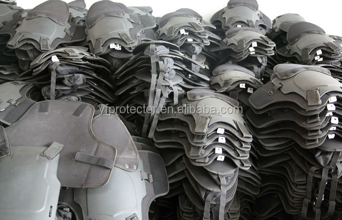 Military Supplies Protective Riot Gear with gun holster