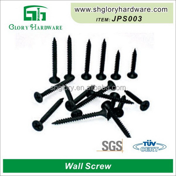 China Furniture Drywall Self Drill Screw