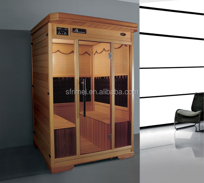 K-7124 China Factory Dry Steam Room Steam House, Intertek Sauna With Sex Sauna Heater