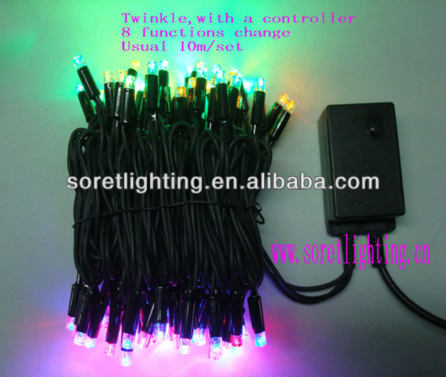 CE,GS Approval Chirstmas light IP65 Outdoor Waterproof Led String Light