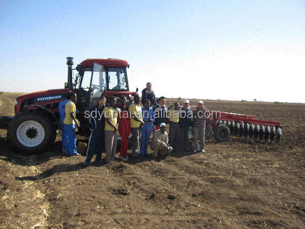 agriculture machinery equipment for tractor