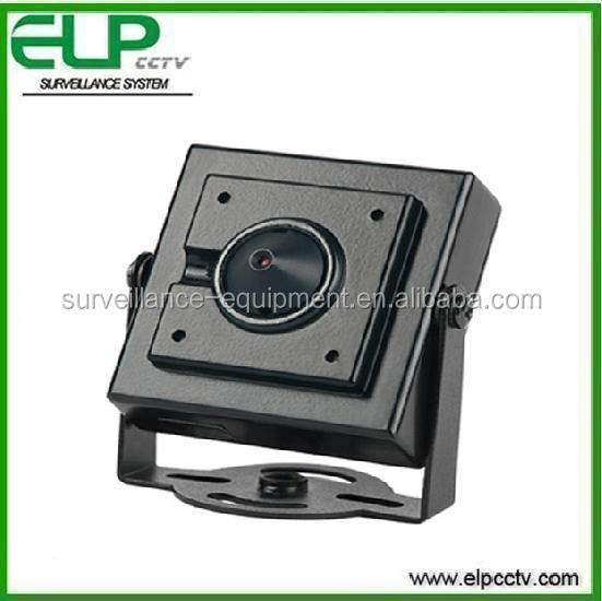 2.0 megapixel 1080P mini ip pinhole camera mini hidden ip camera ELP-IP1892