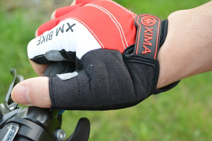 2014 HANDCREW Half Finger cycling gloves,GEL Bicycle Gloves long distance riding,racing,road mountain bike glove