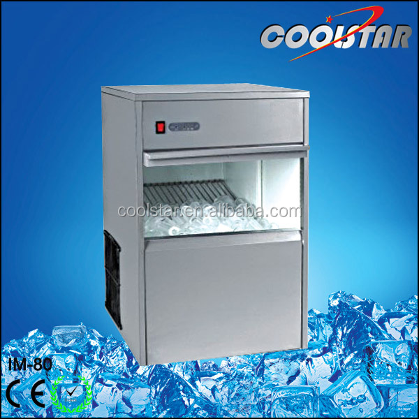 50kg automatic portable Flake Ice Maker