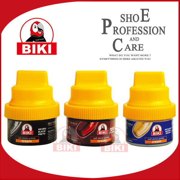 SELF SHINING SHOE POLISH BK3370