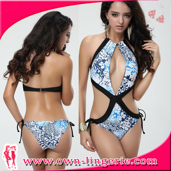 2014 New Design xxl six sexy beach wear 2013