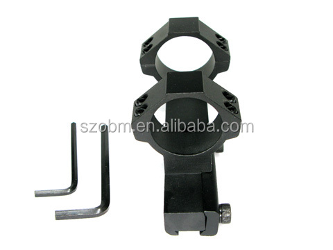 China Hunting accessories 2*30mm Rings Aluminum Alloy AK Weaver Scope Mounts