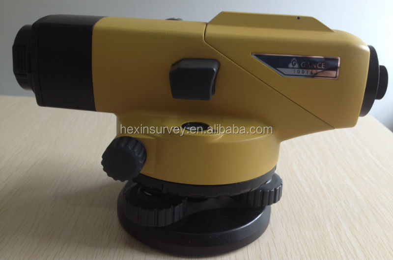 Gance B20 automatic level yellow color