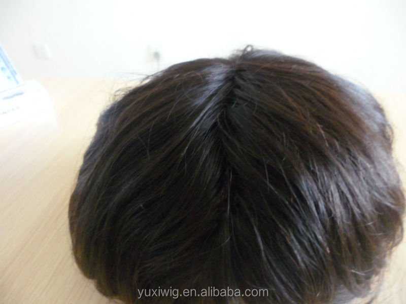 hot selling comfortable lace toupee hair pieces