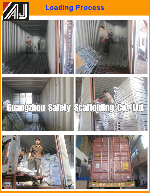 Q235 Steel Best Price Cuplock Scaffolding for Construction, Heavy Load Cuplock Scaffold System (Made in Guangzhou China)