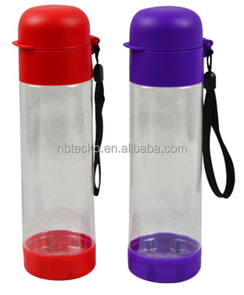 New product l! pastic water bottle