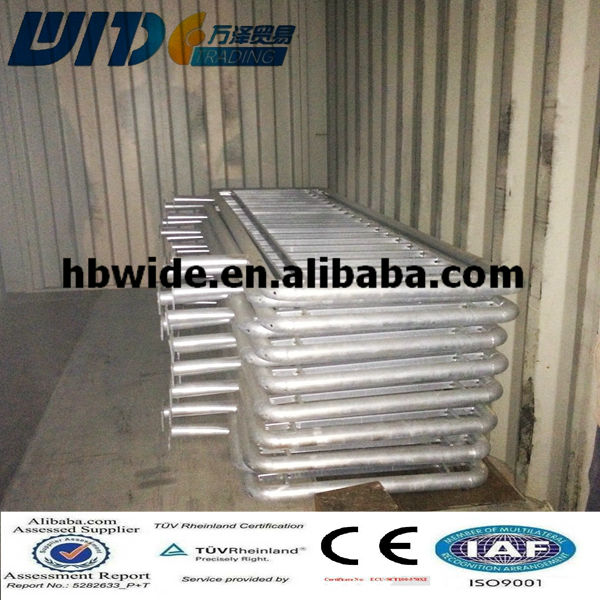 Hot sale best price pvc coated galvanized temporary fence panels (CHINA SUPPLIER)