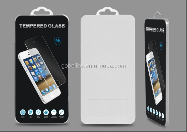 2014 newest!!! temper glass screen protector for LG G3 tempered glass film, full set packaging
