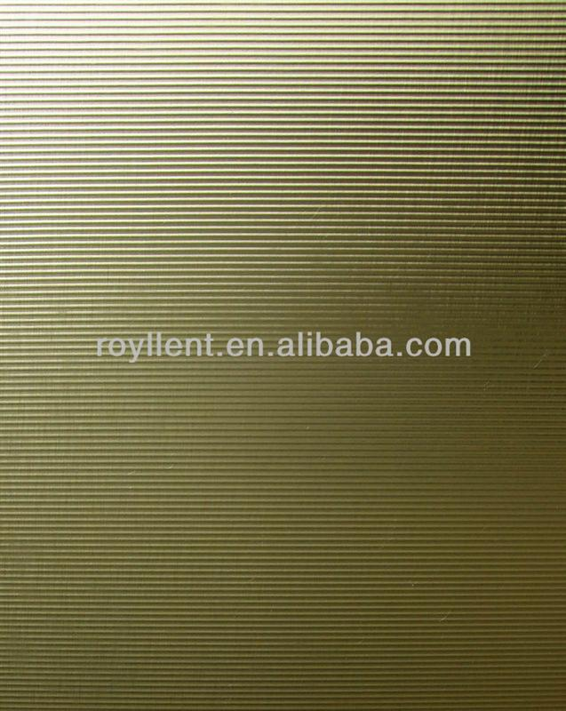 aluminum composite board for building material