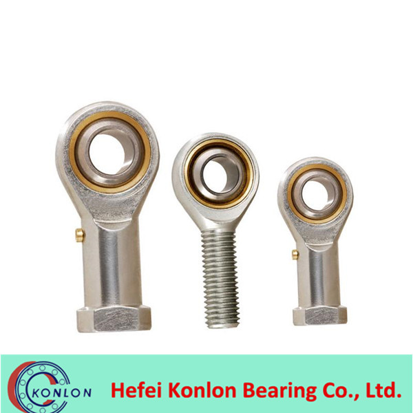 Rod end type and spherical plain bearing ball joint