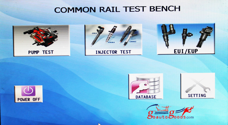 manfacture price common rail EUP EUI tester bench injector machine ZQYM-418A Common rail manufacture