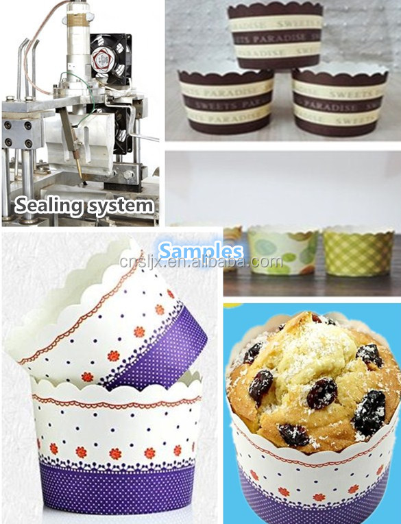 2014 Best Sale CE Standard Paper Cup Forming Machine, Paper Muffin Cup Forming Machine