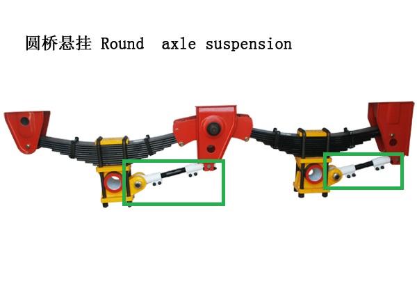 Adjustable Arm For Tractors : Trailer suspension adjustable torque arm tractor