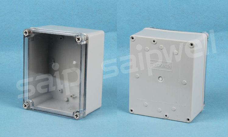 waterproof plastic project box electronic case DS-AG-0609