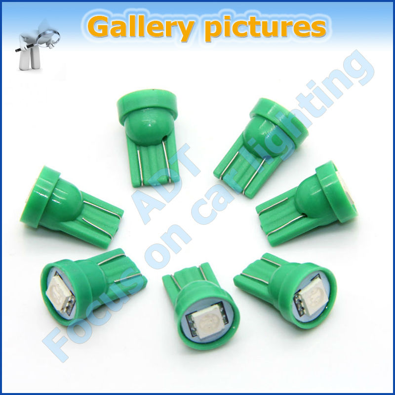 News! AC 6.3V pinball led bulb, non ghosting T10 smd 1 led bulbs for pinball machine