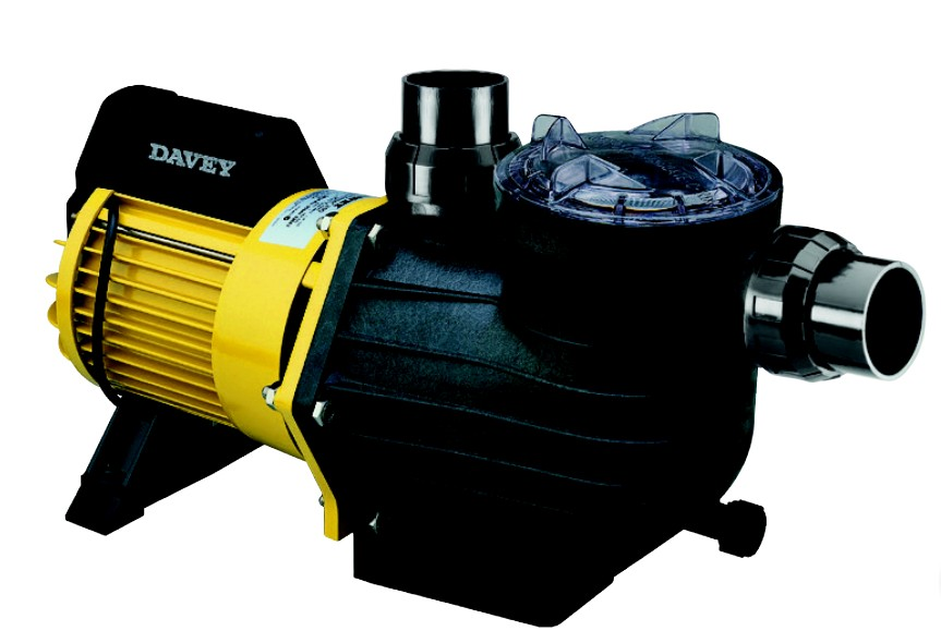 Australia Davey Plastic Electric Suction Water Pump For Swimming Pool