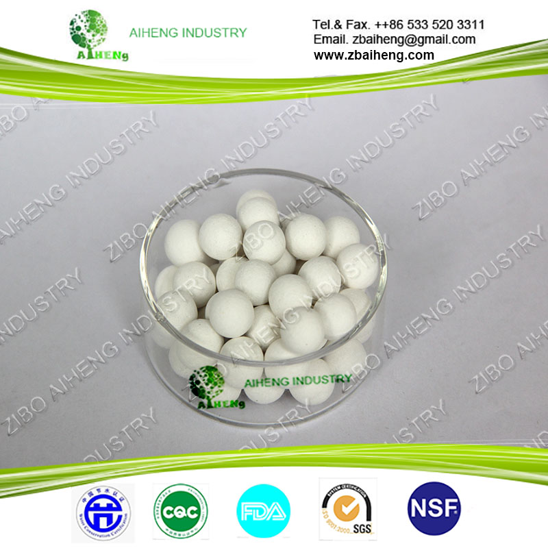 Nano Silver anti-bateria ceramic ball