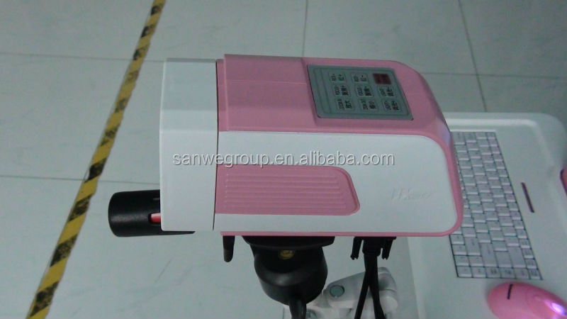 Sanwe SW-3303 Digital Electronic Colposcope with 800000 pixels 1/4 CCD Sony Camera,Sony Camera Colposcope