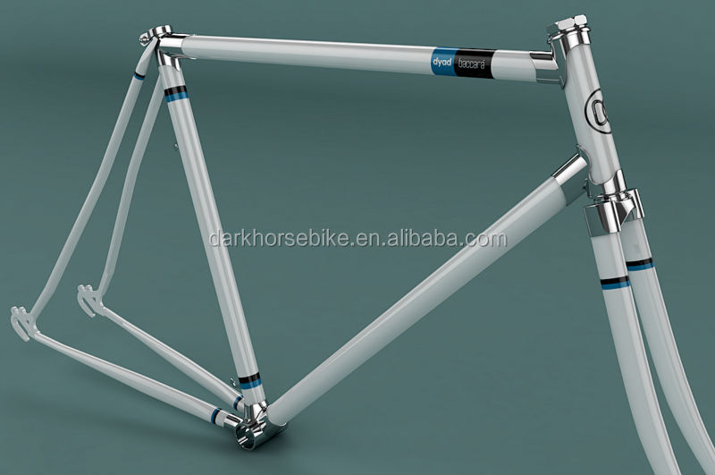 factory 700c lugged road bike frame chromoly cr mo steel