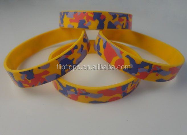 no minimum free shipping custom silicone wristband