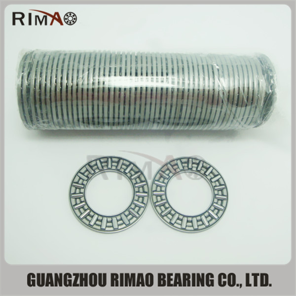 19.05*31.75*3.6mm NTA1220 inch axial flat thrust needle roller bearing