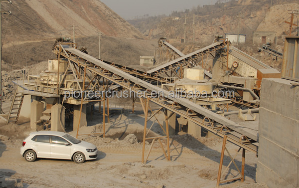 sand making plant configuration and application Vi series vertical impact crusher (sand making  equipment configuration: feeder, jaw crusher, cone  this crushing plant began in early march 2017.