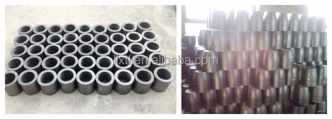 Silicon carbide CONTENT 30-99%! Ceramic Silicon carbide Graphite Crucible