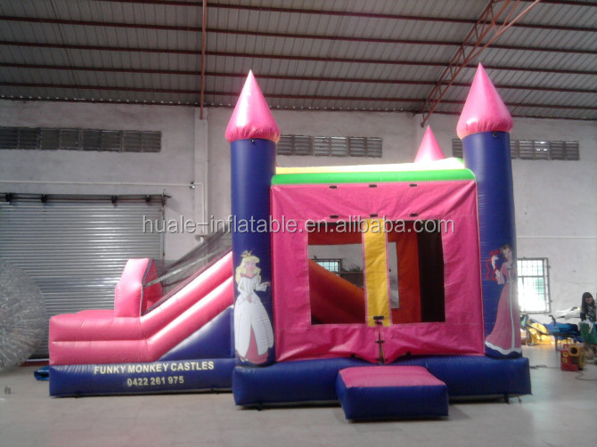 Small inflatable bouncer castle/inflatable air trampoline for sale